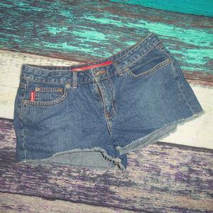 Bongo Rough Edge Shorts 9
